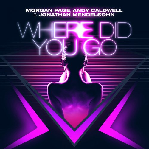 Album Art - Where Did You Go - Ep