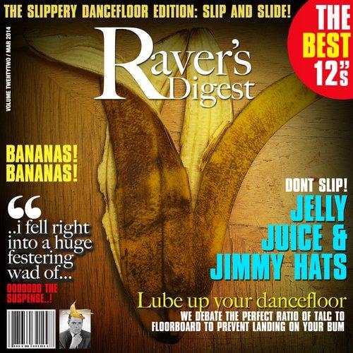 Ravers Digest (Mar 2014) Album Art