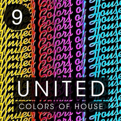 Album Art - United Colors Of House Volume 9
