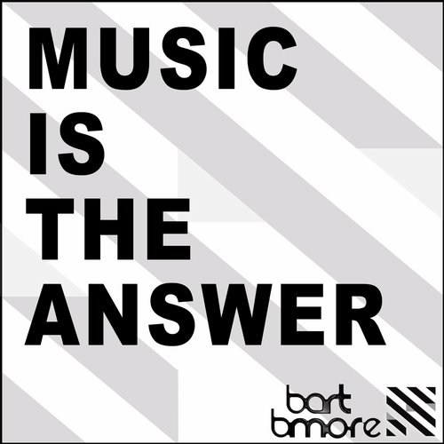Album Art - Music Is the Answer - EP