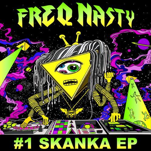 Album Art - #1 Skanka EP
