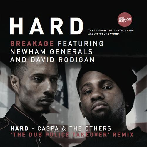 Album Art - Hard/Hard (Caspa & The Others 'The Police Takeover Remix')