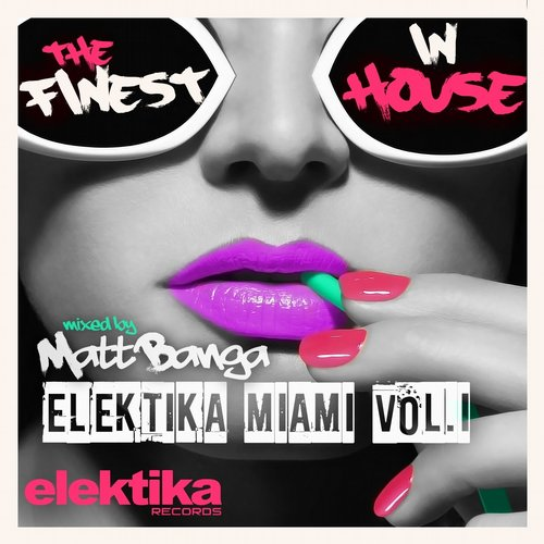 Album Art - Elektika Miami, Vol.1