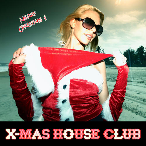 Album Art - X-MAS House Club