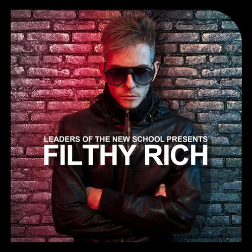 Album Art - Leaders Of The New School Presents Filthy Rich