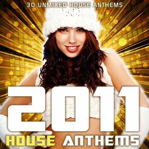 Album Art - 2011 House Anthems