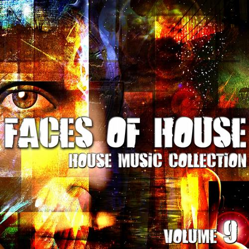 Album Art - Faces Of House - House Music Collection Volume 9