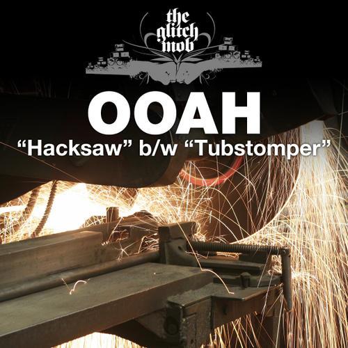 Album Art - Hacksaw / Tubstomper - Single