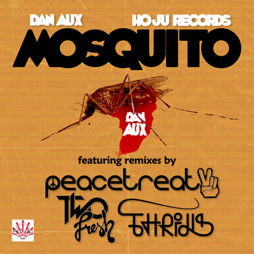 Album Art - Mosquito Remixed