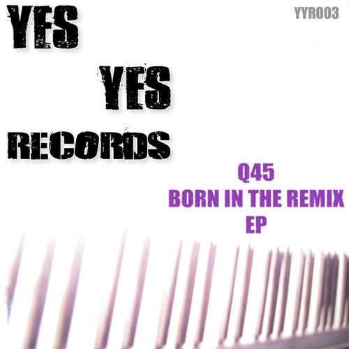 Album Art - Born In The Remix EP