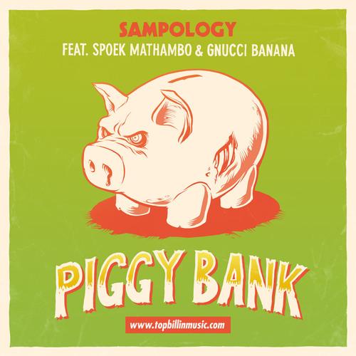 Album Art - Piggy Bank EP