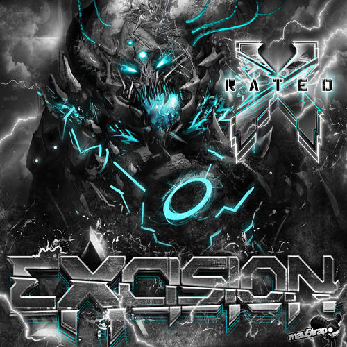 Album Art - X Rated