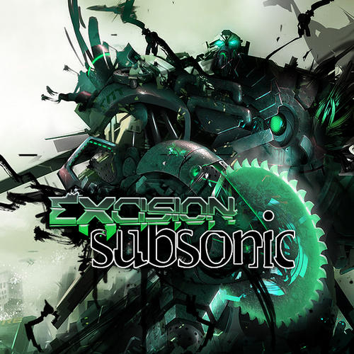 Album Art - Subsonic / Force