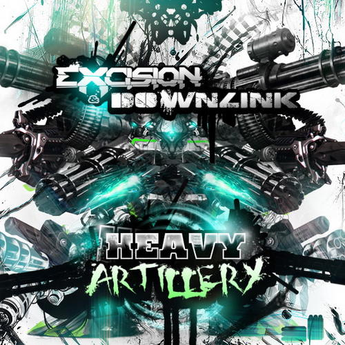 Album Art - Heavy Artillery/Reploid