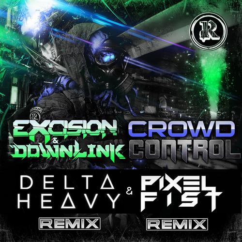 Album Art - Crowd Control Remixes