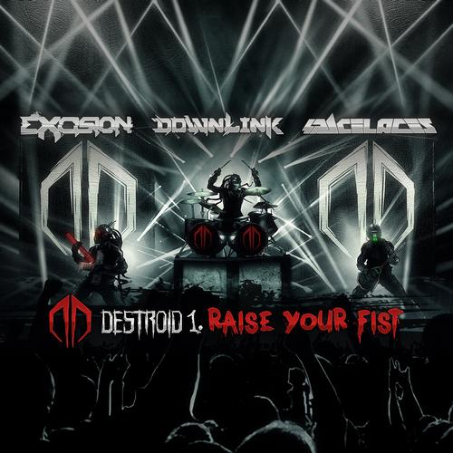 Album Art - Raise Your Fist