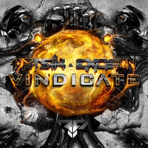Album Art - Vindicate