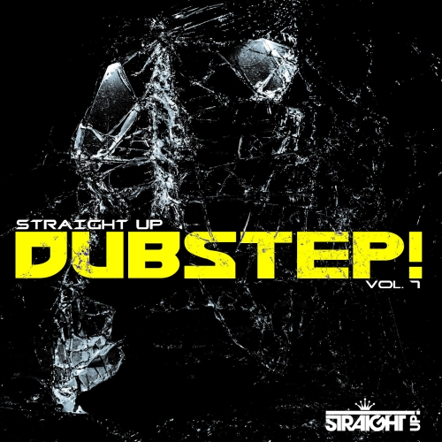 Straight Up Dubstep! Vol. 7 Album Art