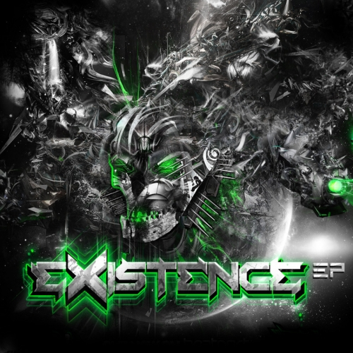 Album Art - Existence EP