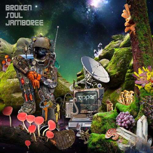 Album Art - Broken Soul Jamboree