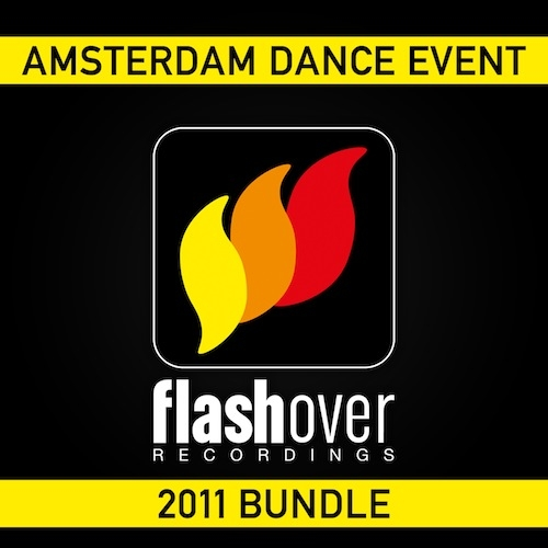 Album Art - Flashover Recordings Amsterdam Dance Event 2011