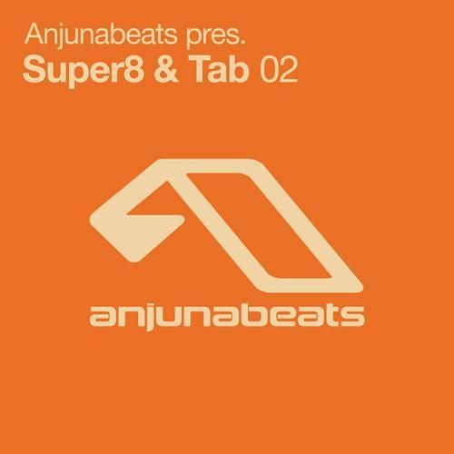Album Art - Anjunabeats pres. Super8 & Tab 02