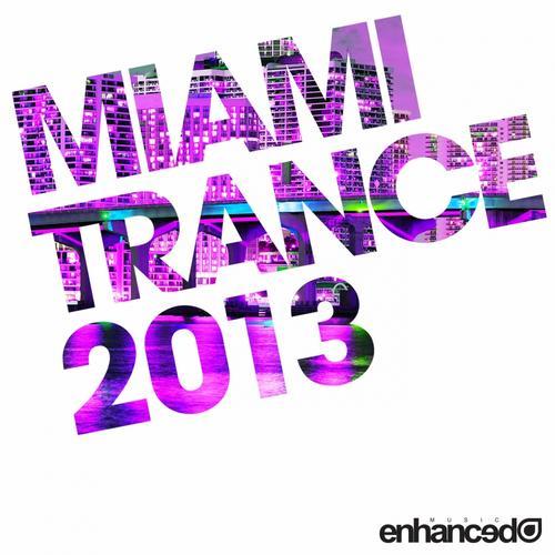 Album Art - Enhanced Miami Trance 2013