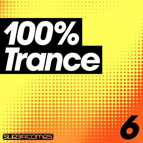 Album Art - 100%% Trance - Volume Six