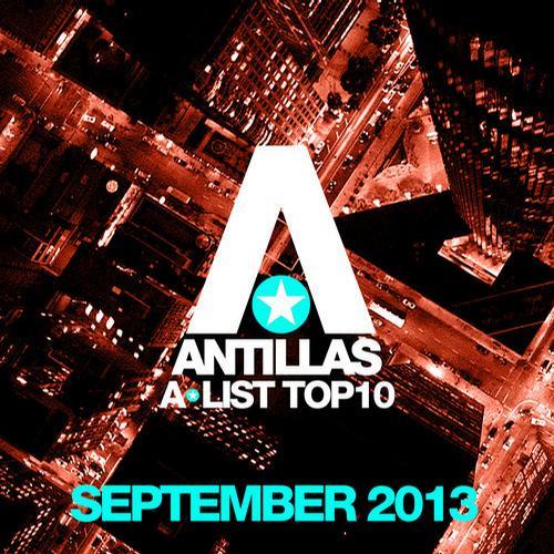 Album Art - Antillas A-List Top 10 - September 2013 - Bonus Track Version