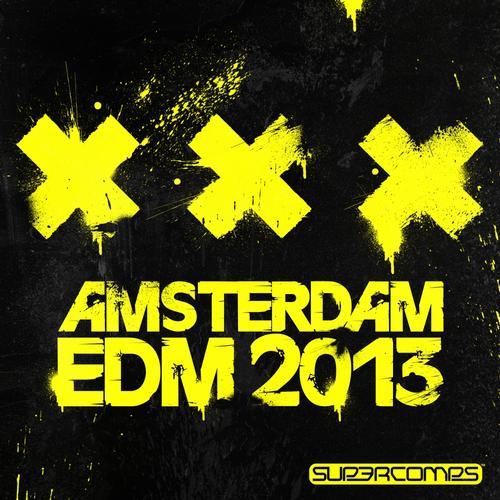 Album Art - Amsterdam EDM 2013