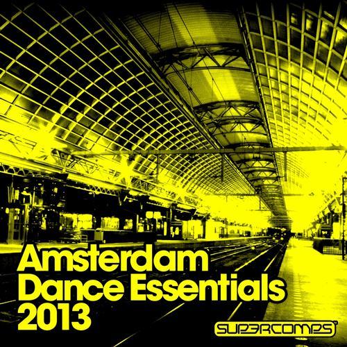 Album Art - Amsterdam Dance Essentials 2013