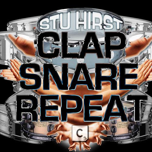 Album Art - Clap, Snare, Repeat