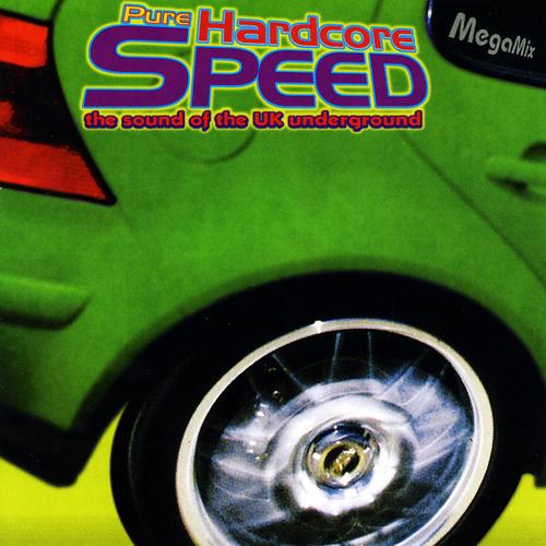 Album Art - Pure Hardcore Speed