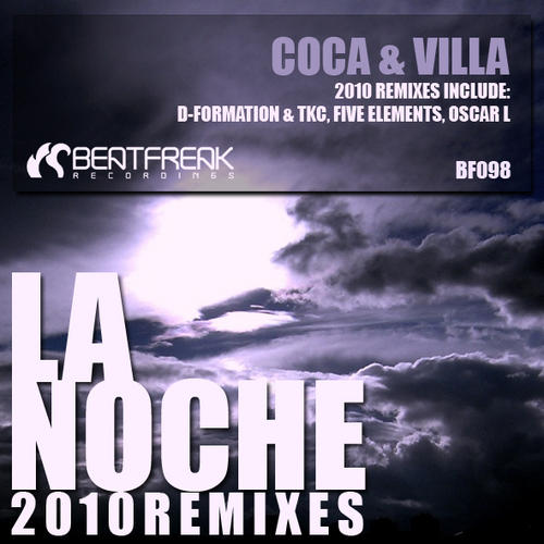 Album Art - La Noche 2010 Remixes