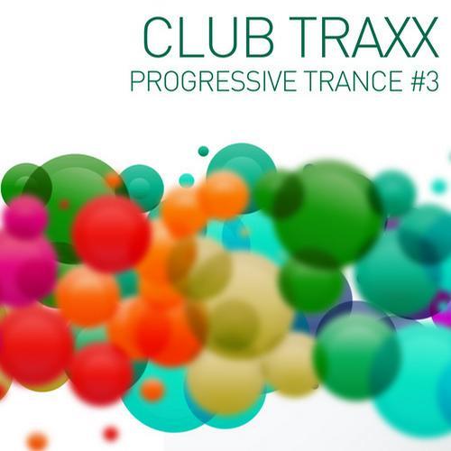 Album Art - Club Traxx - Progressive Trance 3