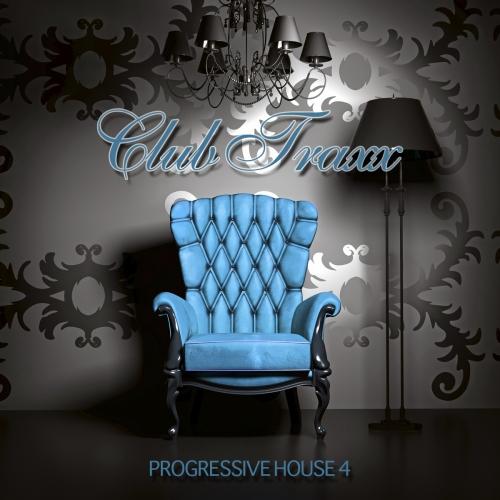 Album Art - Club Traxx - Progressive House 4