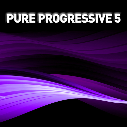 Album Art - Pure Progressive 5