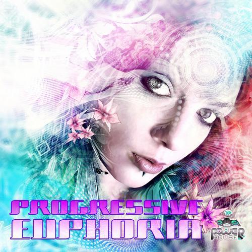 Album Art - Progressive Euphoria, Vol.1 By DJNV: Best of Trance, Progressive, Goa and Psytrance Hits