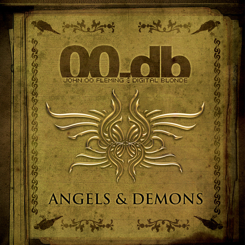 Album Art - Angels & Demons - Chill Out Edition