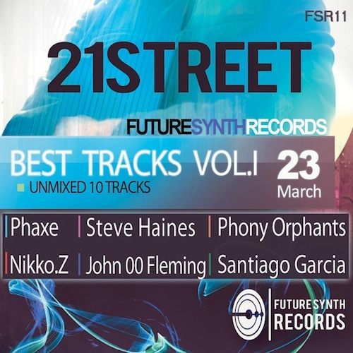Album Art - 21street Best Tracks Vol.I
