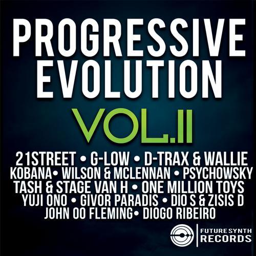 Album Art - Progressive Evolution Vol.II