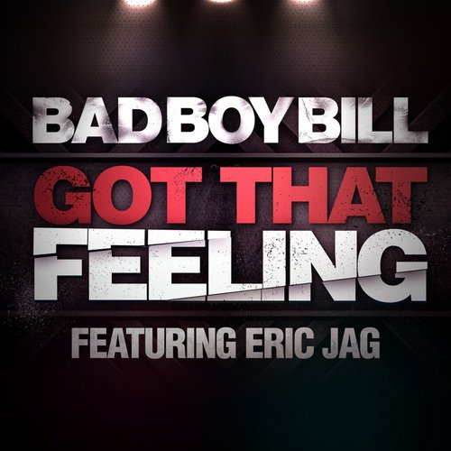 Album Art - Got That Feeling (feat. Eric Jag)