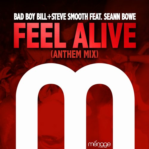 Album Art - Feel Alive (Anthem Mix)