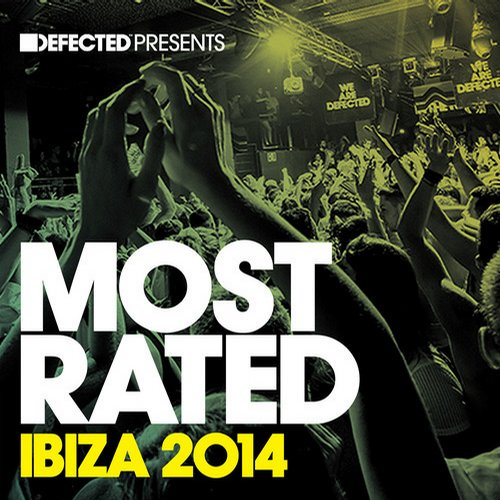 Album Art - Defected presents Most Rated Ibiza 2014