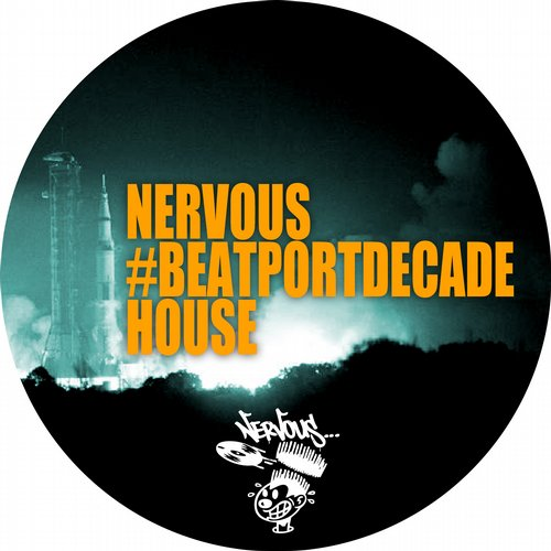 Album Art - Nervous #BeatportDecade