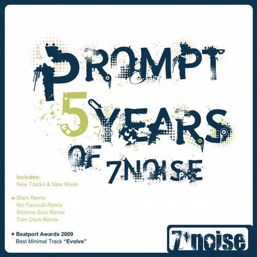 Album Art - 5 Years Of 7Noise