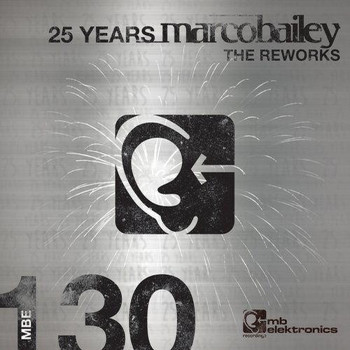 Album Art - 25 Years (The Reworks)
