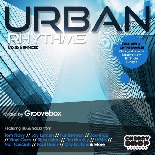 Album Art - Urban Rhythms Mixed By Groovebox