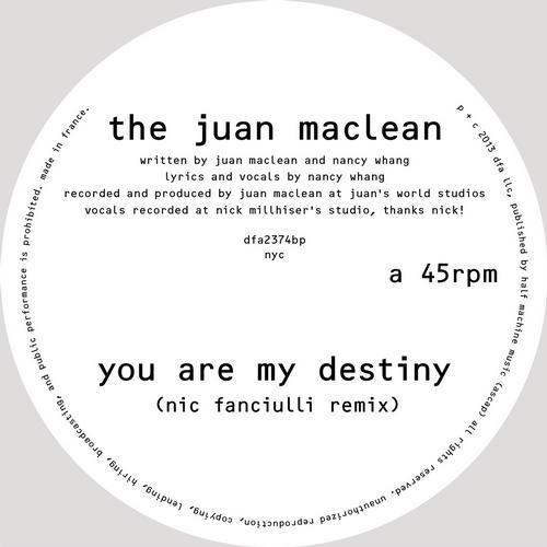 Album Art - You Are My Destiny (Nic Fanciulli Remix)