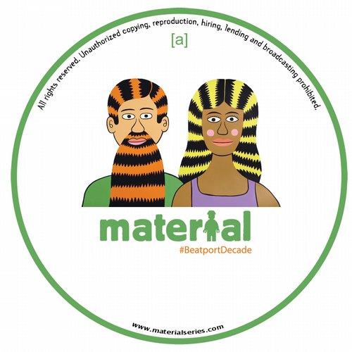 Material #BeatportDecade Tech House Album